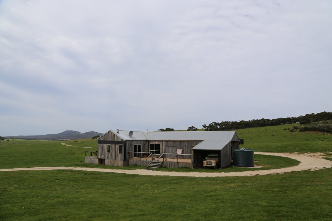 Wombat Lodge, Flinders Island