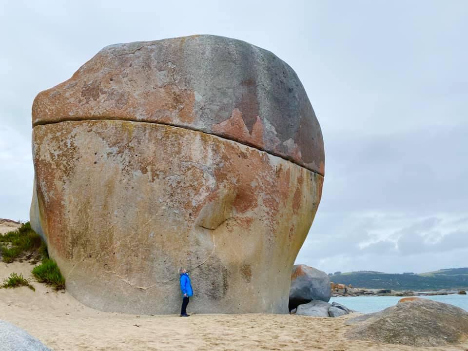 Castle Rock, Flinders Island