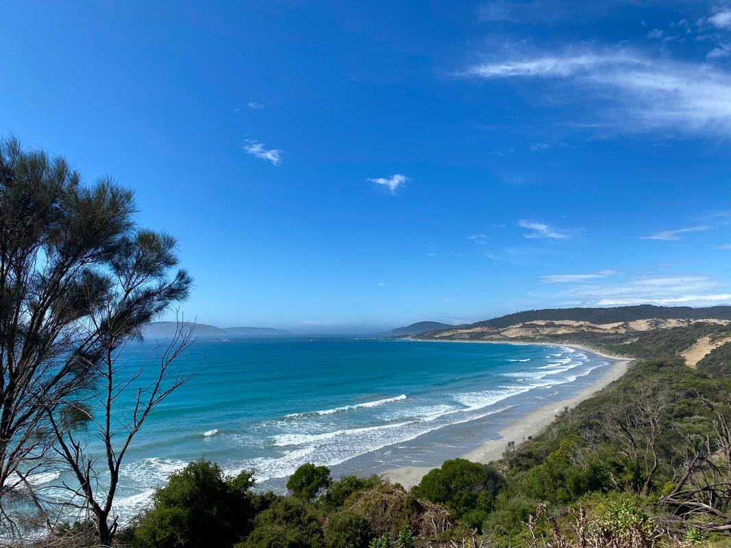 Palana Beach, Flinders Island
