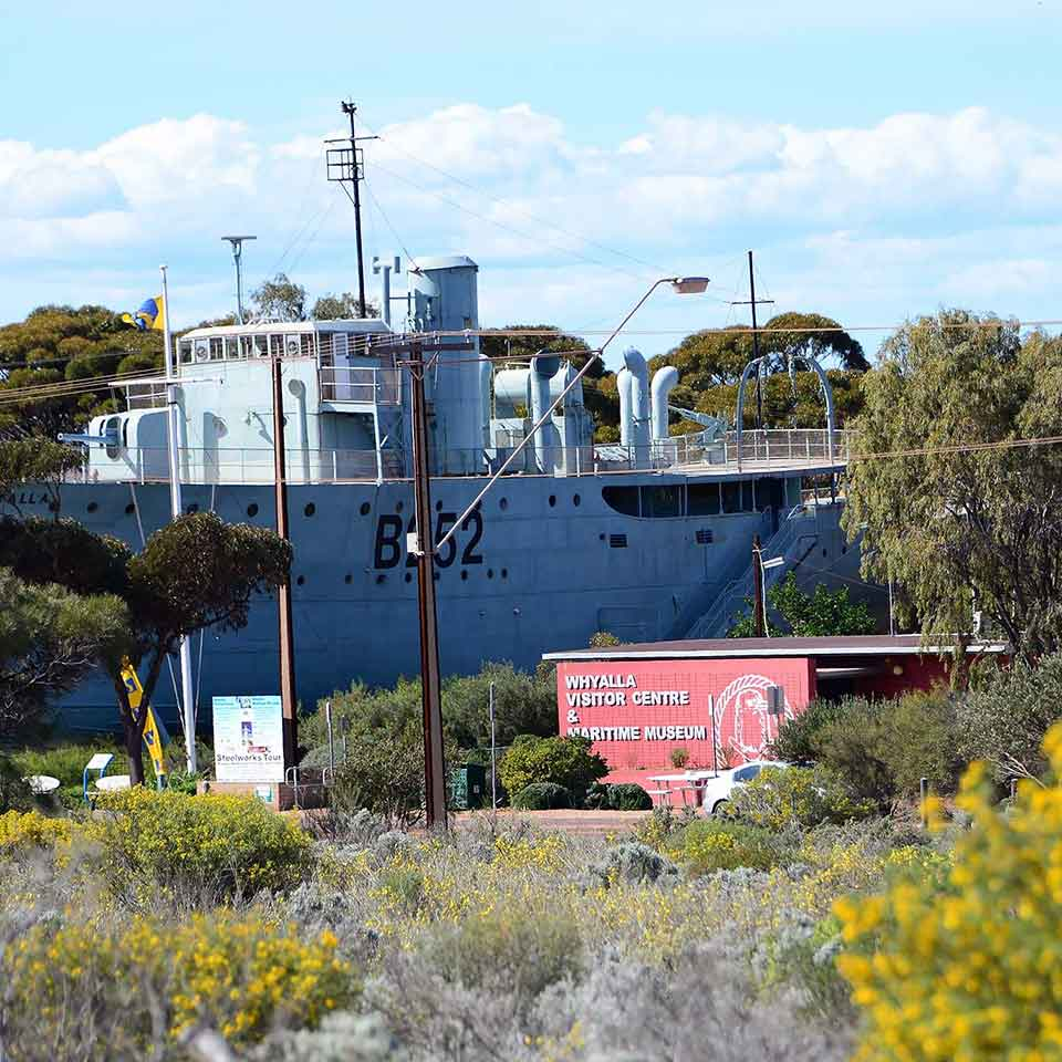 Whyalla Maritime Museum and Mt laura Homestead