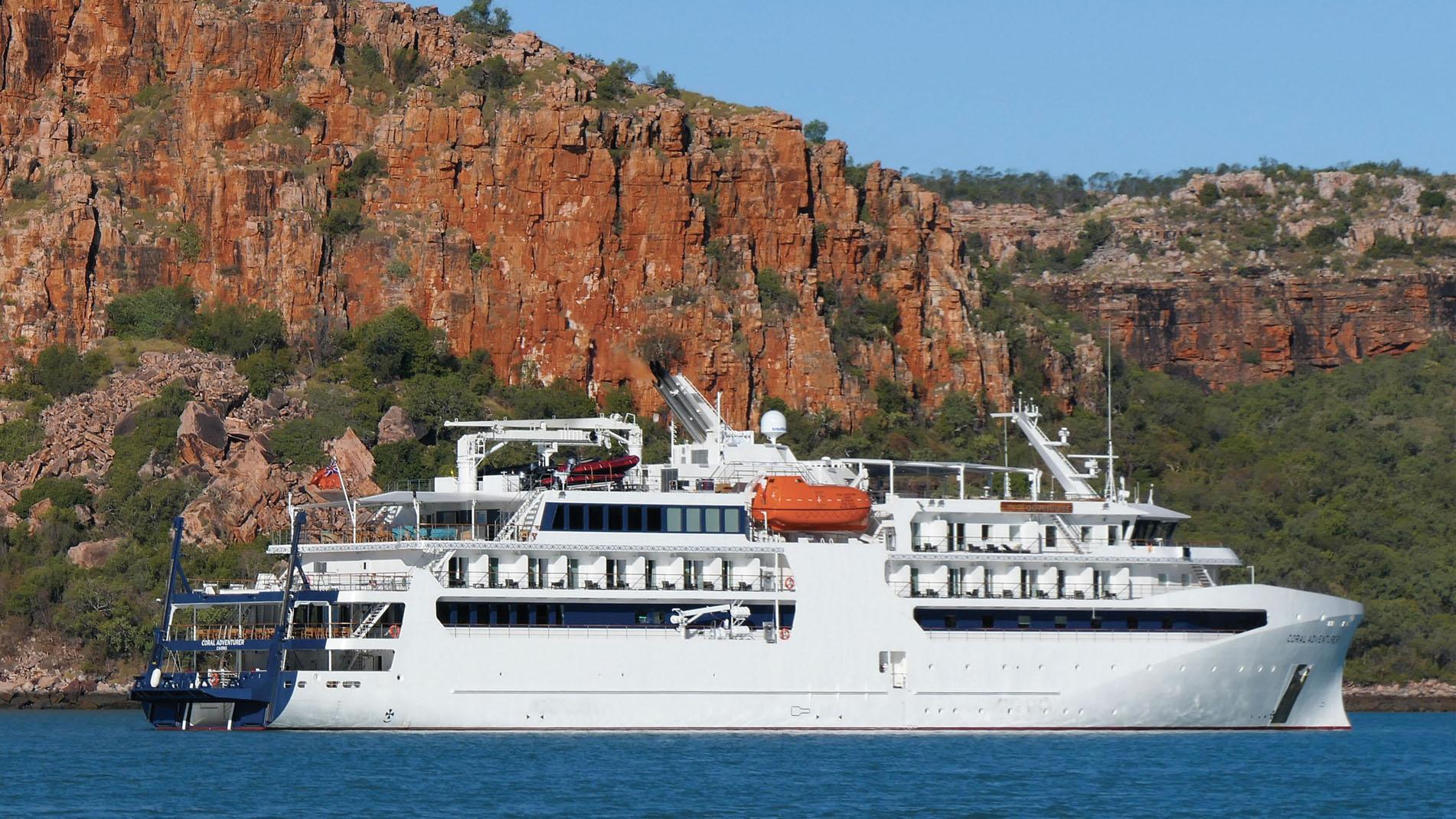 A Kimberley Expedition Small Ship Cruise