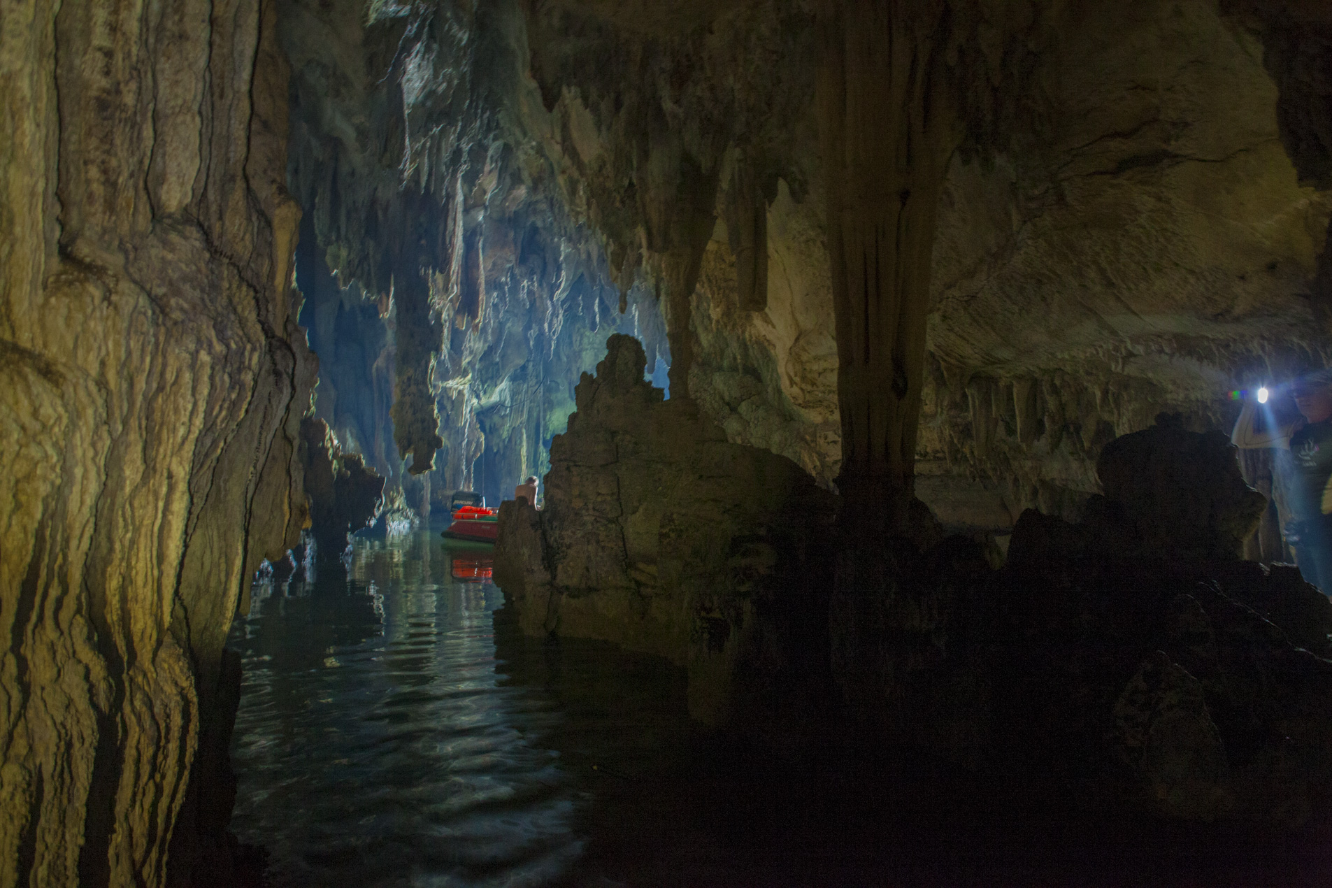 Cave in Misool