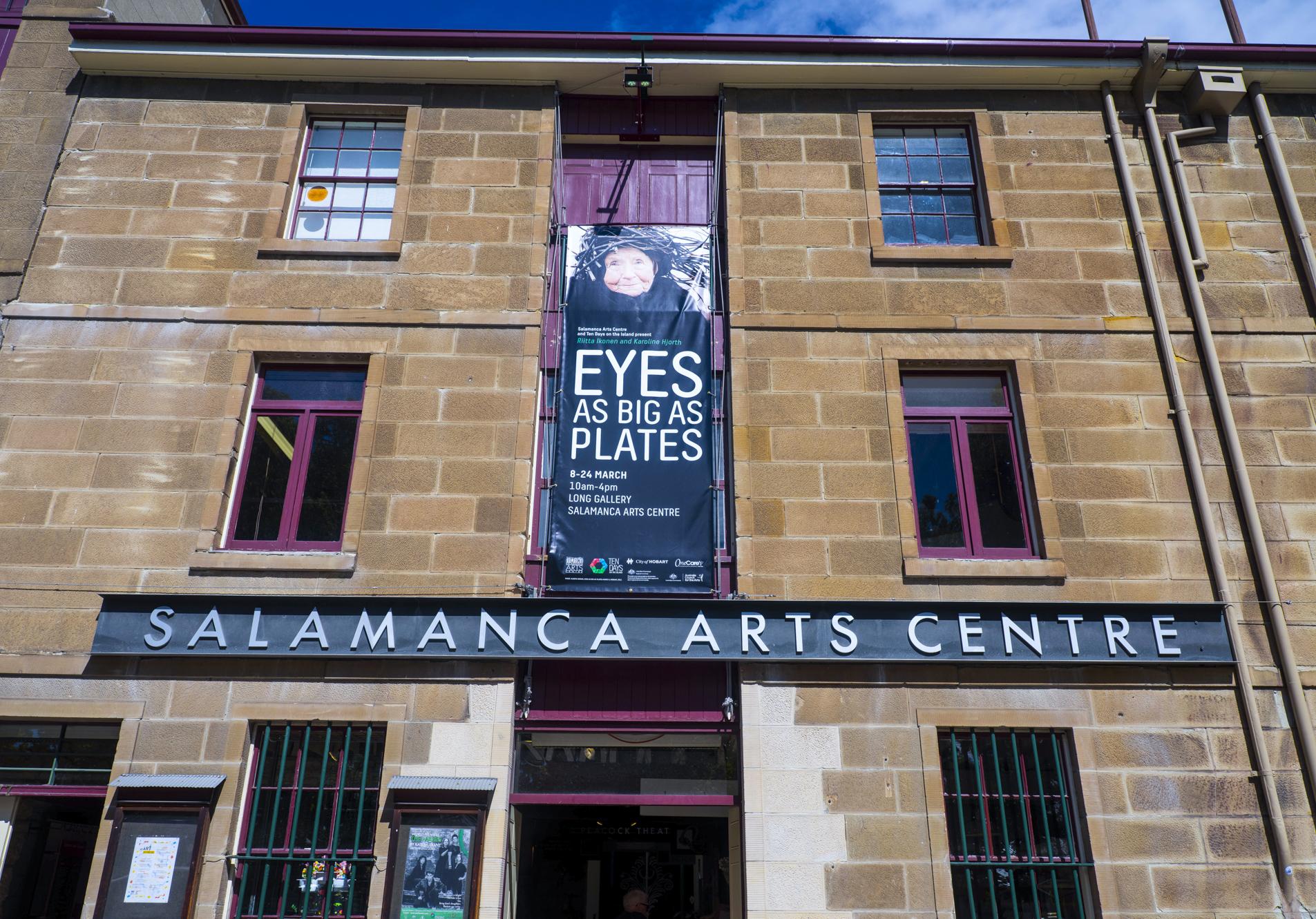 Salamanca Arts Centre, Hobart